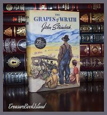 The Grapes of Wrath by John Steinback 75th Anniversary Deluxe Hardcover Edition