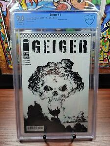 Geiger 1 Thank You Variant CBCS 9.8