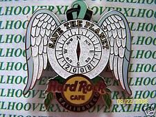 2008 HARD ROCK CAFE GATLINBURG ANGEL WINGS COMPASS LE PIN