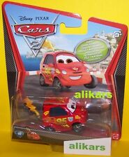 A - CARTNEY BRAKIN - #16 Chase! Disney Cars 2 movie character model diecast car