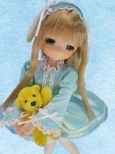 MAMACHAPP Hiyochan Lop-eared Lolita Dress Ver. 1/6 Fashion Doll Obitsu RARE