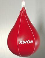 Schlagbirne, Boxbirne, Speedball von Kwon. Kleine Ausführung, Boxen, Kickboxen..