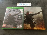 HOMEFRONT THE REVOLUTION XBOX ONE NEUF SOUS BLISTER VF + STEELBOOK