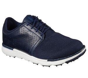 Skechers Go Golf Elite V.3 Approach-RF NVY Golf Shoes-Style 54522-NVY