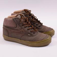 Vans Herren Sneaker Turnschuhe Schuhe Shoes Gr.6 Hi-Tops California Braun 86534