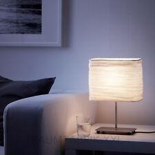 IKEA MAGNARP Tischleuchte Papierleuchte Papierlampe Nachttischlampe 35cm NEU
