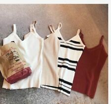 SALE SLEEVELESS KNITTED TOP (DZ) - MAROON