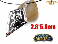Colgante Horda Horde necklace WOW World of Warcraft SHIPS WORLDWIDE