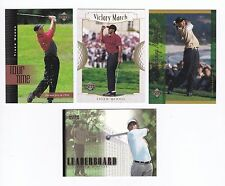 2001 Upper Deck 4 different Tiger Woods Rookie cards PICK LOT--pick any 2 for $1