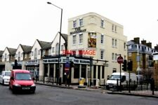 PHOTO  PUB 2010 HAGGERSTON 'THE MARKSMAN' THIS WELL SET-UP PUB BUILT IN 1865 IS