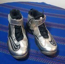 Nike Mens Griffey Max 1 Black Chrome Metallic Silver 354912-011 SIZE 11