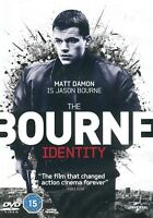 The Bourne Identity DVD Extended Edition Matt Damon is Jason Borne