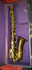 Vintage Martin Saxophone