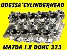 MAZDA 1.8 DOHC 323 MIATA CYLINDER HEAD