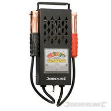 Testeur de batterie et système de charge 6 V et 12 V GARANTIE 3 ANS