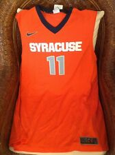 Syracuse Orange Ncaa Nike Elite Basketball Jersey Retail $75 NWT Size XXL Mens