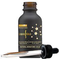 MONATOMIC WHITE POWDER GOLD LIQUID ORMUS: FourRealms MONATOMIC GOLD LIQUID