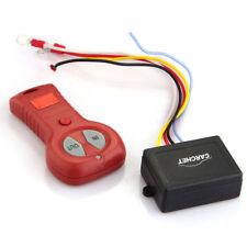 Winch Wireless Remote Control Set Kit for Jeep ATV SUV Offroad DC 12V-24V New