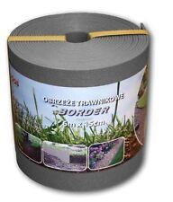 Beeteinfassung, Rasenkante, Beetumrandung, Rasenbegrenzung, 6 m x 15 cm