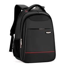 Men's Waterproof Laptop Backpack Swiss Bag Notebook School Rucksack Travel Bags