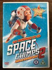 Espacio Chimpancés 2~2010 Ordenador Animación Familia Película Secuela Gb DVD