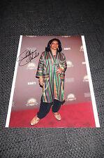 "Phylicia Rashad signed autografo su immagine 20x30cm ""The Cosby show"" inperson look"