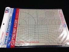 Tamiya #74056 Cutting Mat (A4 Size) [Craft Tools]