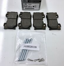 New Genuine Infiniti Pad Kit-Disc Brake D40601MB0A OEM