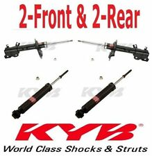 4-KYB Excel-G® Shocks Struts 2-Front & 2-Rear For Nissan Murano 2003 to 2007