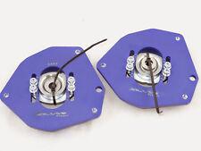 Camber Plates for Renault Megane II - ADJUSTABLE -  BLUE