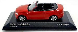 EBOND Modellino BMW Z3 2.8 Cabriolet - 1997 - Minichamps - 1:43 - 0107.