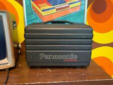 Panasonic M3 VHS Movie Camera - in Case