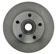 Disc Brake Rotor and Hub Assembly-Non-Coated Front ACDelco Advantage 18A807A