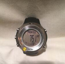 Rare Nike Oregon Series Lance 4 Titanium Lance Armstrong WA0020 Digital Watch