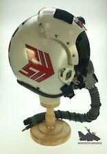 HGU Flight Helmet Decals VF-211 Checkmates F-14 and F/A-18 (Top Gun stuff)