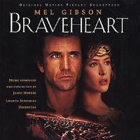 BRAVEHEART SOUNDTRACK CD NEUWARE!!!!