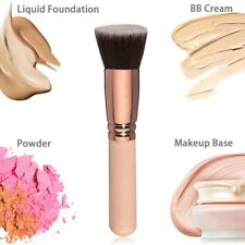 Flat Top Foundation Brush Large Face Brush for Liquid Cream Powder Beauty #v