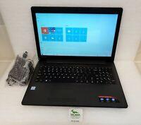 Lenovo Ideapad 310-15IKB Touch Intel i7-7500U 2.70GHZ 128GB SSD 4GB Win 10 Pro