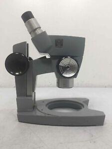 Vintage American Optical Binocular Spencer Microscope