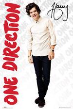 One Direction Harry Logos Poster 61x91.5cm LP1759 Harry Styles Midnight Memories