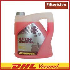 5 Liter MANNOL Kühlerfrostschutz Antifreeze AF 12+ Frostschutz -40°C rot rosa