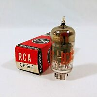 Vintage RCA Electron Vacuum Tube 6FG7 Television Radio Repair Tested