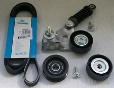 FORD MONDEO MK3 2.0 2.2 TDDi TDCi DAYCO ALTERNATOR FAN BELT & TENSIONER PULLEY