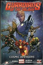 Guardians Of The Galaxy Cosmic Avengers Hardcover (NEW!)