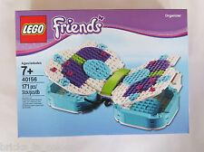 Lego Friends 40156 - Schmetterlings-Organizer - NEU und OVP