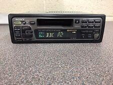 Sony Xr-5800r RDS AUTO RADIO STEREO LETTORE DI CASSETTE VINTAGE vecchia scuola, Retrò