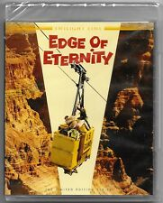 Edge of Eternity Twilight Time Blu-Ray New All Regions Free Registered Post