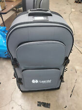 Laerdal Training Manikin Large Rolling Suitcase Carrier Case Medical Legs