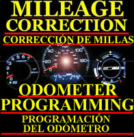 FORD MUSTANG Speedometer Instrument Gauge Cluster Mileage Odometer PROGRAMMING