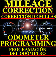 GMC Instrument Gauge Cluster Mileage Correction Odometer PROGRAMMING